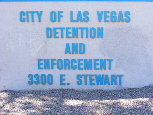 Las Vegas Jail Inmates - Detention and Enforcement Center