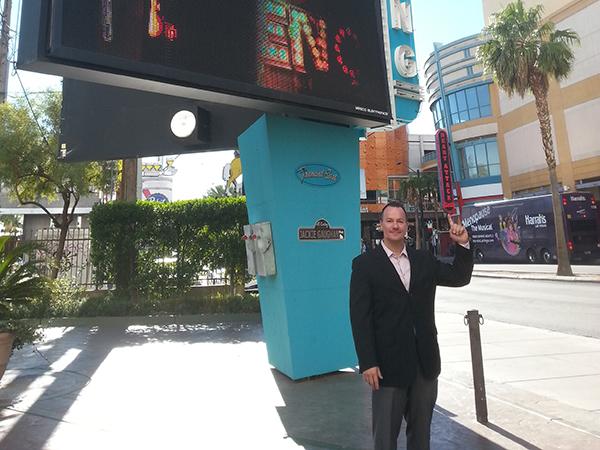 North Las Vegas Bail Bondsman Marc Gabriel