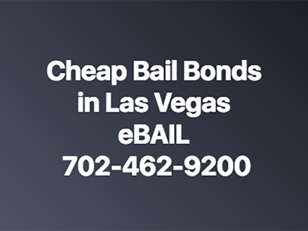 Las Vegas Crimes and Bail Amounts