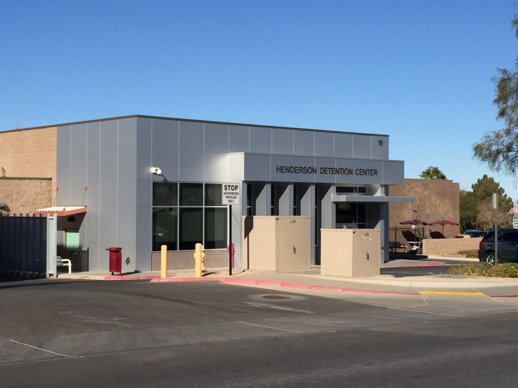 Bail Bonds Henderson Detention Center